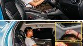 Mg E Zs Rear Seats
