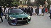 Bmw Concept M8 Gran Coupe At Concorso Deleganza Di
