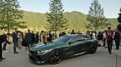 Bmw Concept M8 Gran Coupe Front Three Quarters At