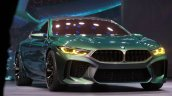 Bmw Concept M8 Gran Coupe Front Three Quarters Rig