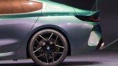 Bmw Concept M8 Gran Coupe Left Side Rear