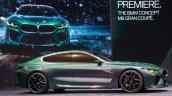 Bmw Concept M8 Gran Coupe Profile
