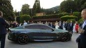 Bmw Concept M8 Gran Coupe Profile At Concorso Dele