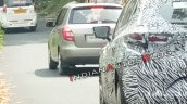 Tata 45x Tata Aquilla Left Side Tail Lamp Spy Shot