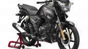 2019 Tvs Apache Rtr 180 Right Front Quarter