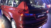 2018 Maruti Ertiga Image Rear Three Quarters