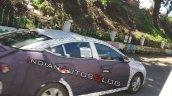 2019 Hyundai Elantra Facelift Profile Spy Shot Ind
