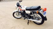 Yamaha Rd350 Restored Bluesmoke Customs Left Rear