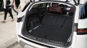 2019 Range Rover Evoque Boot Rear Seats Folded