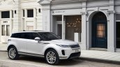 2019 Range Rover Evoque Front Three Quarters On Lo