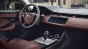 2019 Range Rover Evoque Interior Screens Off