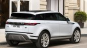 2019 Range Rover Evoque Rear Three Quarters On Loc