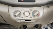 2018 Maruti Ertiga Interior Manual Ac Controls