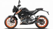 Ktm 200 Duke Abs Launched In India Left Side