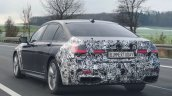 2019 Bmw 7 Series Facelift Rear Three Quarters Lef
