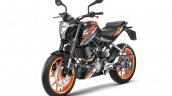 Ktm 125 Duke Abs Launched In India 125 Duke Abs Bl