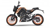 Ktm 125 Duke Abs Launched In India 125 Duke Abs Or