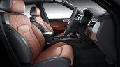 Mahindra Alturas G4 Images Interior Front Seats Ta