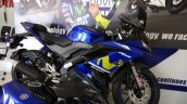 Customised Yamaha R15 Movistar Graphics Side Profi