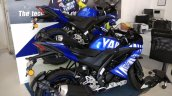 Customised Yamaha R15 Yamaha Fiamm Graphics Side P