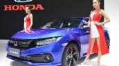 2019 Honda Civic At 2018 Thai Motor Expo Images Fr