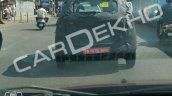 Renault Rbc Mpv Spy Image Rear End