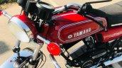 Yamaha Rd350 Restored By Prateek Khanna Headlight