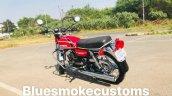 Yamaha Rd350 Restored By Prateek Khanna Left Rear