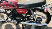 Yamaha Rd350 Restored By Prateek Khanna Saddle
