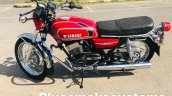Yamaha Rd350 Restored By Prateek Khanna Top