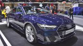 2018 Audi A7 Sportback Thai Motor Expo Front Three