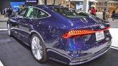 2018 Audi A7 Sportback Thai Motor Expo Rear Three