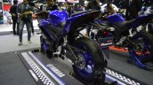 2019 Yamaha Yzf R3 At Thai Motor Show Left Rear Qu