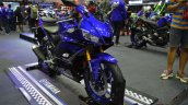 2019 Yamaha Yzf R3 At Thai Motor Show Right Front