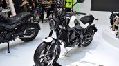 Benelli Leoncino 250 At Thai Motor Expo Front Left