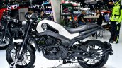 Benelli Leoncino 250 At Thai Motor Expo Left Side