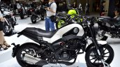 Benelli Leoncino 250 At Thai Motor Expo Right Side