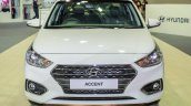 Hyundai Accent At Klims18 Front Profile