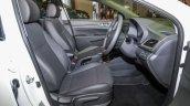 Hyundai Accent At Klims18 Front Seats