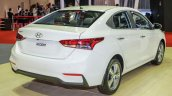 Hyundai Accent At Klims18 Rear Quarter