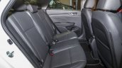 Hyundai Accent At Klims18 Rear Seat Space