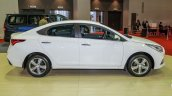 Hyundai Accent At Klims18 Side Profile