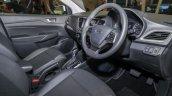 Hyundai Accent At Klims18 Steering Wheel