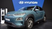 Hyundai Kona Electric 2018 Thai Motor Expo Images