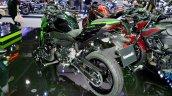 Kawasaki Z400 Green Rear Left Profile At Thai Moto