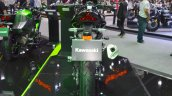Kawasaki Z400 Red Rear Profile At Thai Motor Show