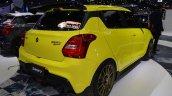 Suzuki Swift Sport Thai Auto Expo 2018 Images Rear