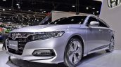 2018 Honda Accord Thai Motor Expo Front Three Quar