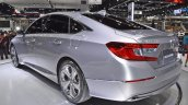 2018 Honda Accord Thai Motor Expo Rear Three Quart