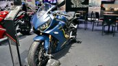 2019 Honda Cbr650r Blue Thai Motor Expo Front Left